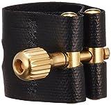 Rovner L13 Large Tenor/Small Baritone Saxophone Light Ligature - Gold