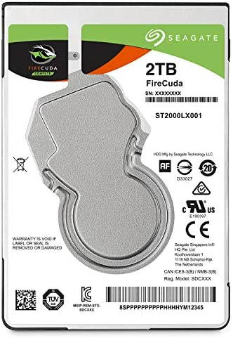 2000-2d61TU 2000-2d61SR 2TB 2.5 Laptop SSHD Solid State Hybrid Drive for HP 2000 Notebook 2000-2d60NR 2000-2d61NR 2000-2d62NR 2000-2d60TU