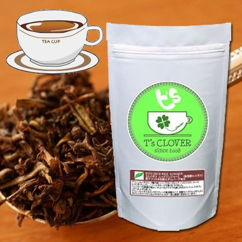 [Fruit tea] Blood Orange tea ''Blood Orange Tea'' (1000g) [for business] decaffeinated by Shops Tees clover tea