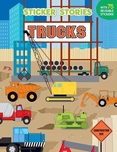 Trucks (Sticker Stories)