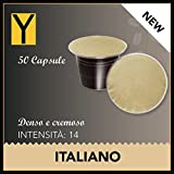 50 CAPSULE NESPRESSO - ITALIANO