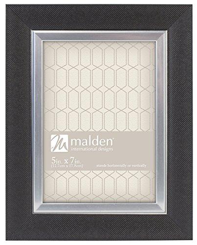 Malden International Designs Newbury Stippled Dark Pewter wi