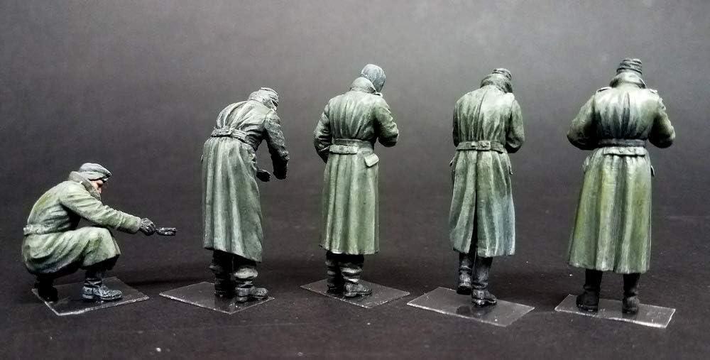Figuren in 1:35 MINIART 35218 German Soldiers Winter 1941-1942
