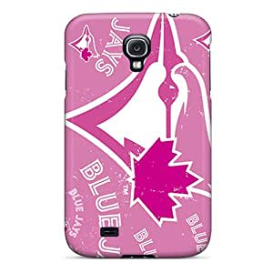For YTu14450IsZh Toronto Blue Jays Protective Cases Covers Skin/galaxy S4 Cases Covers
