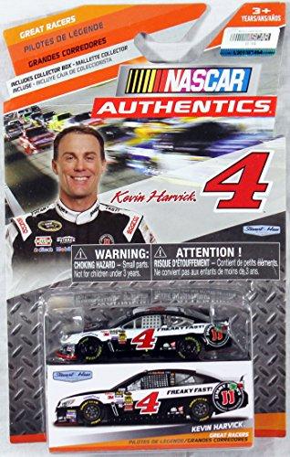 NASCAR Authentics, Great Racers, Kevin Harvick #4 Die-Cast