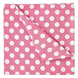Kute Kids Super Soft Sheet Set - Pink Polka Dot - Brushed Microfiber for Extra Comfort