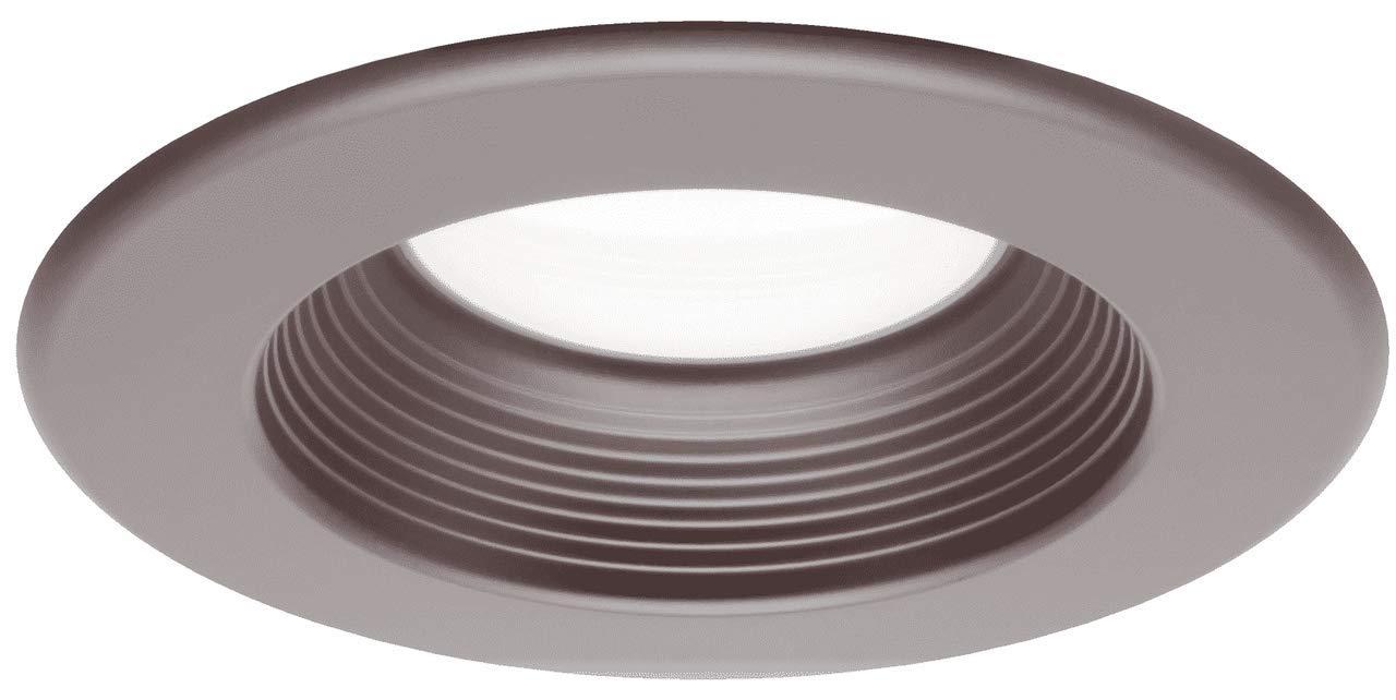 AMERICAN LIGHTING AD56-B30-DB Advantage Downlight, baffled Trim, 5/6'', 120V, 3000K, cETLus,ES,Wet
