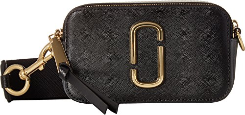 Marc Jacobs Women's Snapshot Camera Bag, Black Multi, One Size ()