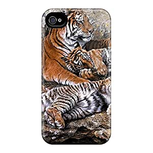 iphone6 iphone 6 PC phone back shells Back Covers Snap On Cases For phone case beautifultigers