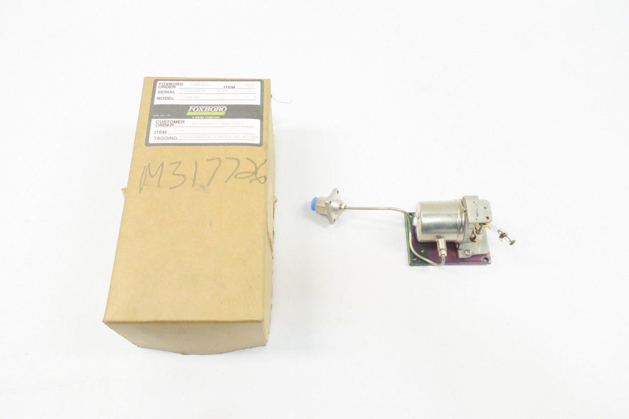 NEW FOXBORO 43X+PC DIFFERENTIAL PRESSURE ELEMENT D585127