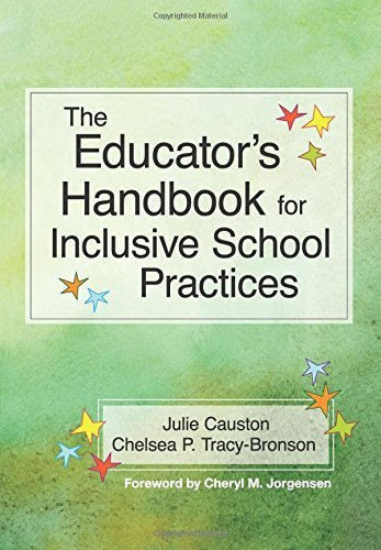 The Educator's Handbook for Inclusive School Practices by Julie Causton Ph.D. (2015-07-02)