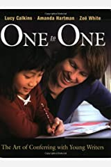 One to One: The Art of Conferring with Young Writers Paperback