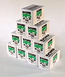 Ilford 1574577 HP5 Plus, Black and White Print Film, 35 mm, ISO 400, 36 Exposures (Pack of 10)