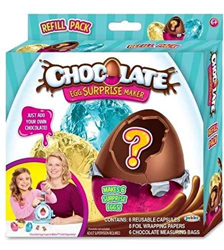 Chocolate Egg Surprise Maker Bonus Pack 24 -