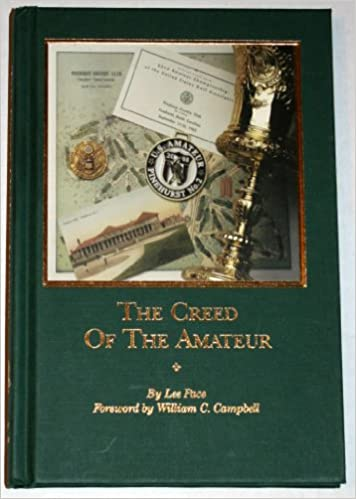 Creed of the amateur