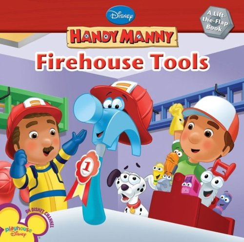 Handy Manny: Firehouse Tools (Handy Mandy)