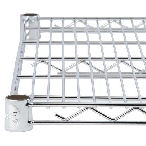 Challenger Wire Shelf Chrome 18