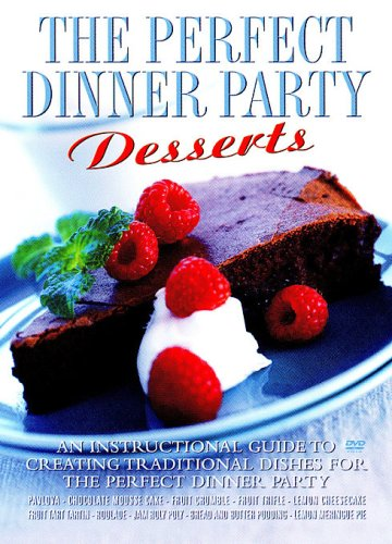 Desserts Perfect (Perfect Dinner Party: Desserts [Region 2])