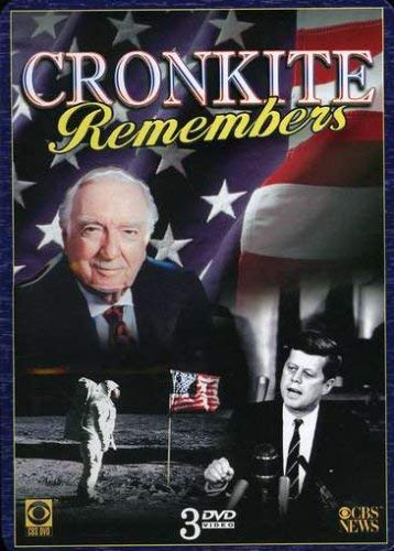 (Walter Cronkite Remembers - 3 DVD COLLECTOR'S EMBOSSED TIN! )