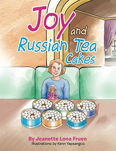 - Joy and Russian Tea Cakes