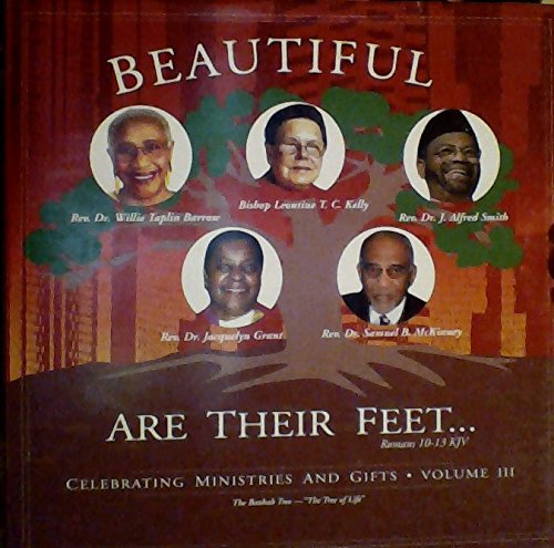 Beautiful Are Their Feet--: Celebrating Ministries and Gifts pdf