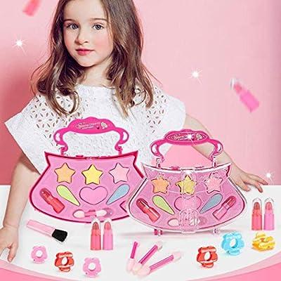 Diaper Children Girls Baby House Toys Puzzle Simulation Handbag Makeup Toys Set Sets: Home & Kitchen