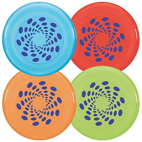 12 Ct. Flying Discs Party Favor