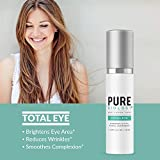 Pure Biology Premium Total Eye Cream Serum - Anti