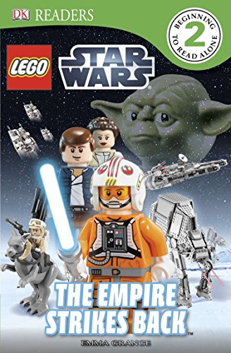 DK Readers L2: LEGO Star Wars: The Empire Strikes Back (DK Readers Level 2)