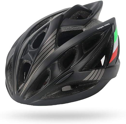 John-L Casco Bicicleta, Casco Bicicleta Montaña Profesional ...