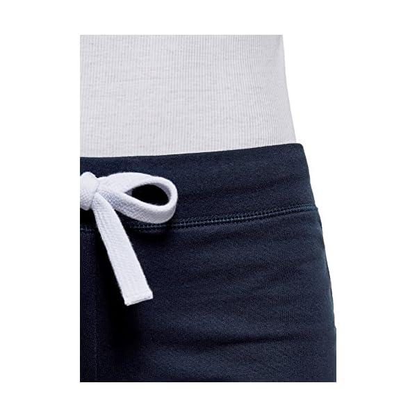 oodji Ultra Donna Pantaloncini Basic in Maglia (Pacco di 5) 4 spesavip