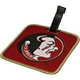 NEW! Florida State Seminoles Golf Bag Tag Embroidered Luggage Tag