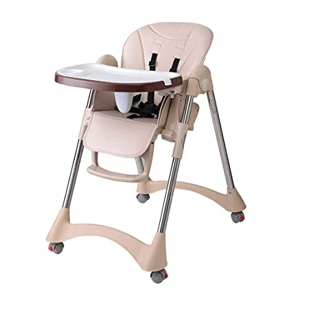 LY-highchairs Silla Alta Plegable - Silla Multifuncional para ...