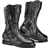 Sidi Armada Gore Microfibre Black Motorcycle Touring Boots