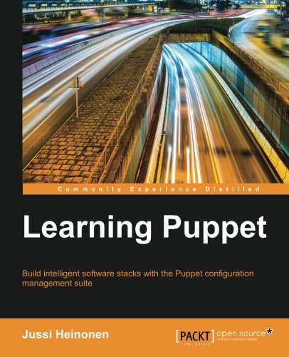 Learning Puppet - Second Edition by Packt Publishing - ebooks Account