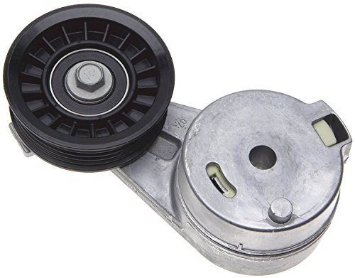 ACDelco 38420 Professional Automatic Belt Tensioner and Flanged Pulley Assembly