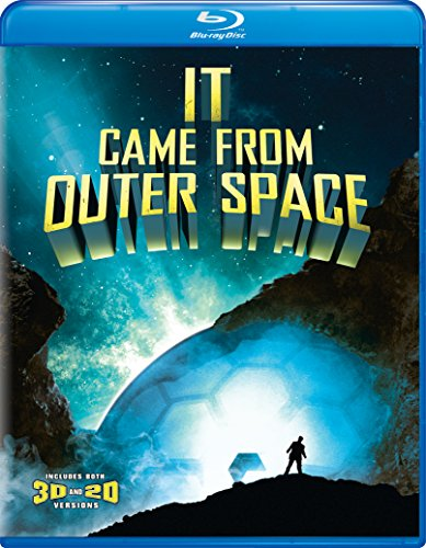 Blu-ray : It Came From Outer Space (Snap Case)