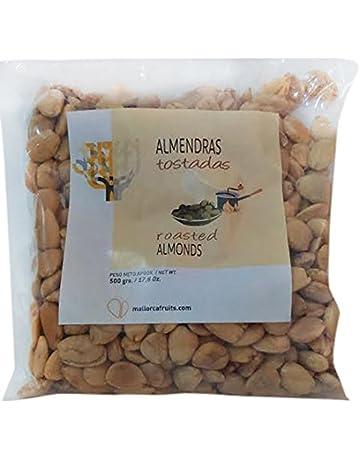 Mallorcafruits Almendras Tostadas sin Piel - 500 gr