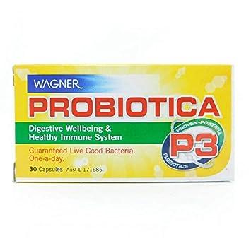 Wagner Probiotica P3 30Caps