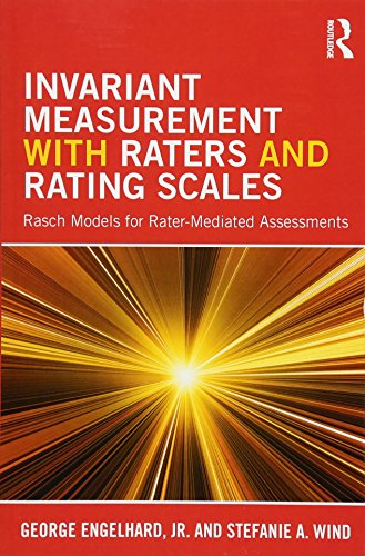 Raters Löningen raters gmbh rater to many facet rasch measurement analyzing and