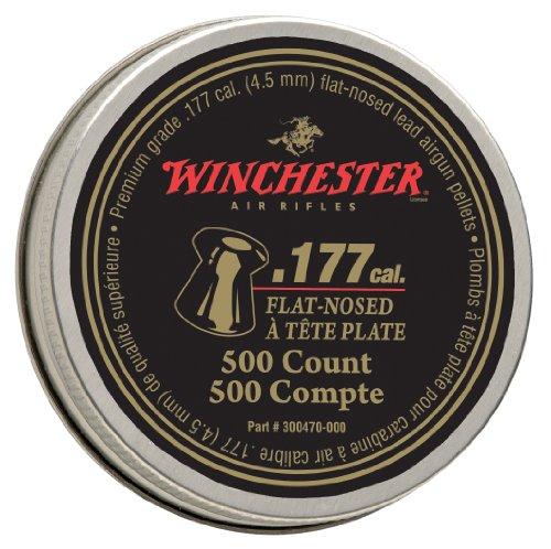 Winchester Flat Nose .177 Caliber Pellets