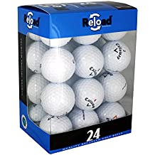 Reload Recycled Golf Balls (24-Pack) of Callaway Golf Balls