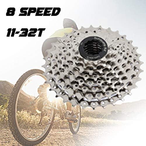 HIMACar Rueda Libre De Bicicleta 8 Velocidades 11-32T PiñóN De ...