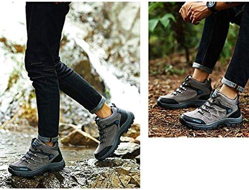 トレッキングシューズ メンズ 登山靴 ウォーキングシューズ アウトドア 靴 通気 スニーカー ジョギングシューズ 通勤 通学 日常着用 ブーツ 初心者 山登り カジュアル 軽量 おしゃれ 厚底 夏用 トレイルランニング