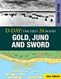 Front cover for the book D-Day: The First 24 Hours by Will Fowler
