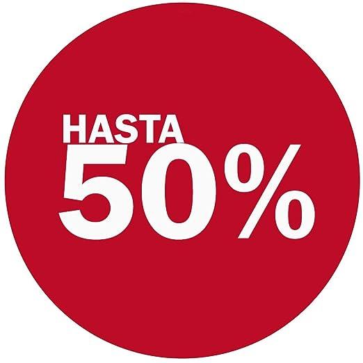 Vinilo de Rebajas 50% | Cartel Rebajas | Rebajas en tu ...
