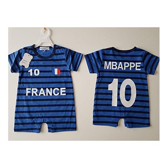 le manege enchante Body Foot France MBAPPE 2018 Neuf 9/12 Mois