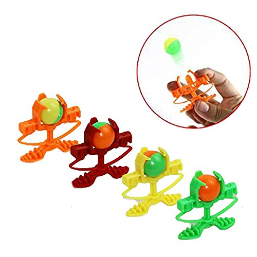 (Toy Cubby Ball Shooters - 20 Adorable Assorted Mini Shooting Balls - Fantastic Enjoyable Sport for Kids - Entertaining Fun for The Entire Family at Every Occasion - Manufactured)