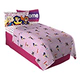 Warner Bros DC Super Hero Girls Cosmic Girl Twin Sheet Set