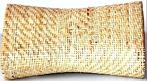 HANDMADE RATTAN BONE PILLOW
